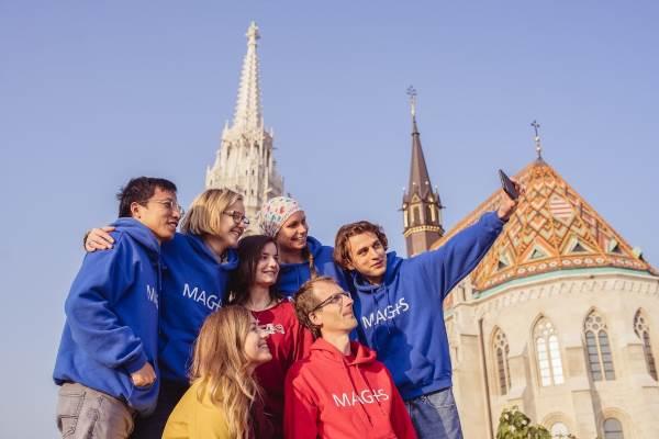 MAGIS été Europe